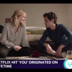 Netflix's hit show 'You' premiered on Lifetime