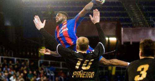 Hand - LdC (H) - Barcelone dans le carré final de la Ligue des Champions