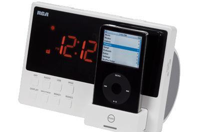 RCA's RP5500i clock radio hearts your iPod
