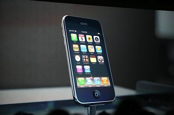 iPhone 3G from AT&T: unlimited data for $30