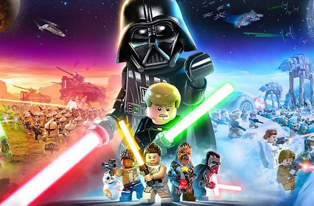 The latest Lego Star Wars game has been delayed indefinitely