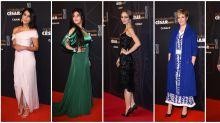 Photos: les plus belles tenues de la cérémonie des César 2019