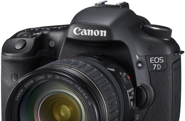 Canon's EOS 7D 'Studio Version' features parental controls, barcode mode