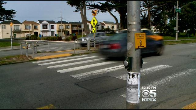 San Francisco Announces Plan To Reduce Pedestrian Accidents