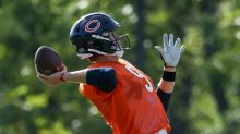Bears have no buyer's remorse after Nick Foles fails to win starting job