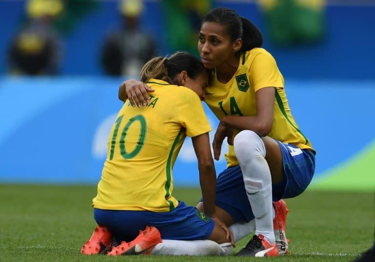ca65f9cb12 Brasil perde para Suécia nos pênaltis e disputará o bronze no ...