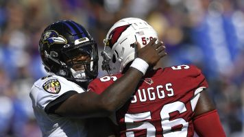 Suggs really lobbying for a reunion in Baltimore