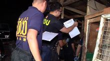 2 alleged holduppers killed in QC shootout