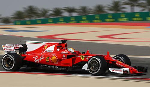 Formel 1: Vettels Ferrari unter Verdacht: Red Bull glaubt an irreguläre Aerodynamik