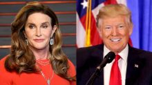 Caitlyn Jenner: I'm upset with Trump and yes I could run for president