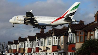 Government 'watering down' pollution limits to meet Heathrow pledge