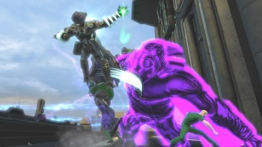 Cross-platform play comes to DC Universe Online... on consoles