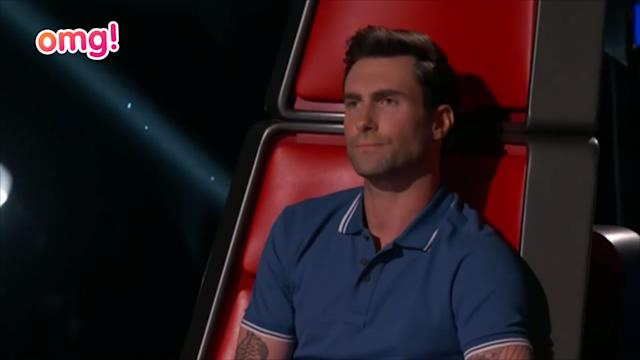 Adam Levine back to NOT hating America!