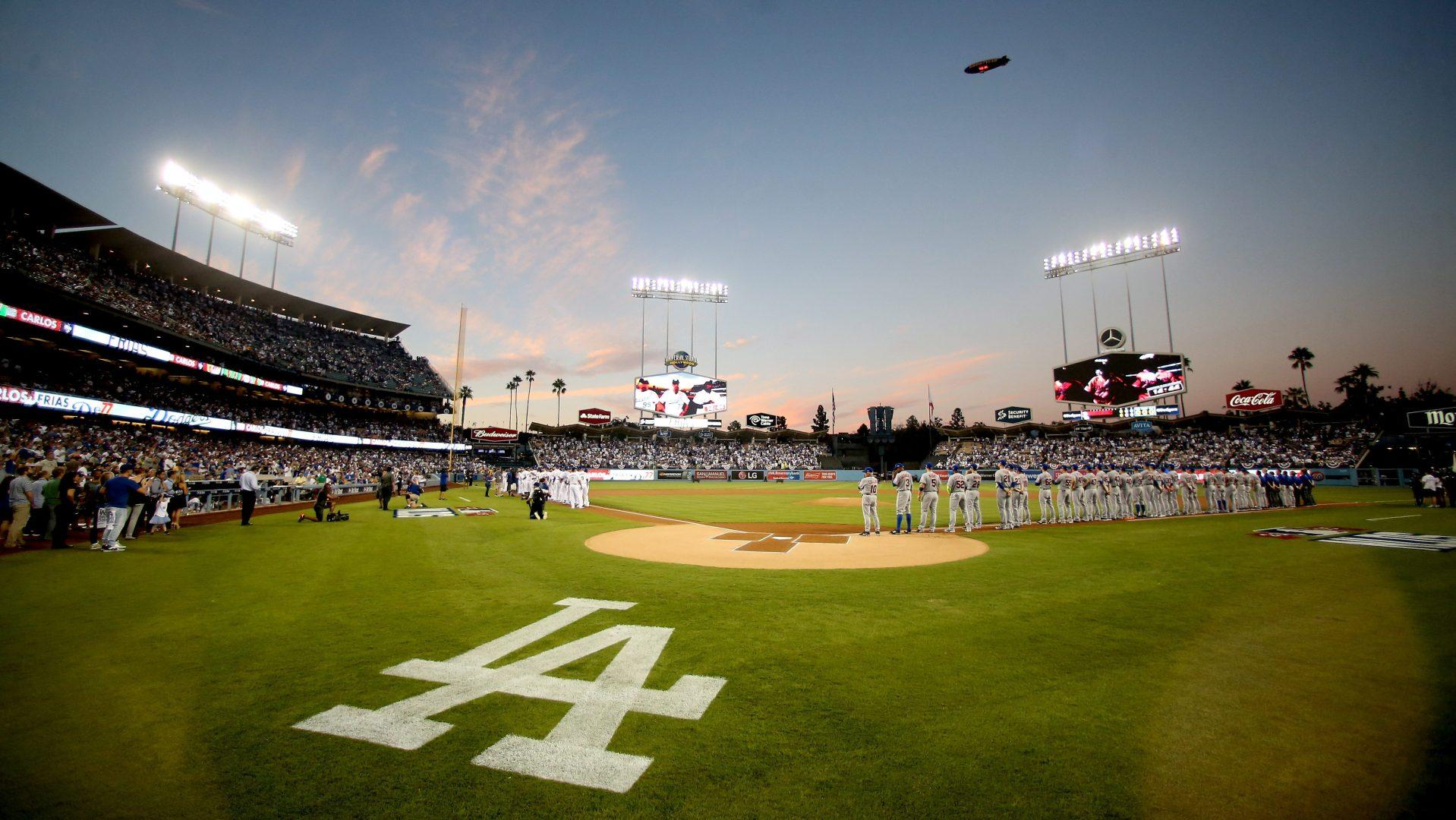 Angels block Dodgers' attempt at doing something cool