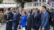 PHOTOS: Justin Trudeau joins new world leaders at G7 Summit in Italy