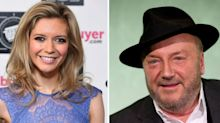 Rachel Riley tells George Galloway to 'f**k off' following antisemitism row
