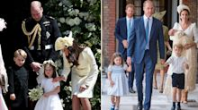 Where Kate and William spent half term with George, Charlotte and Louis