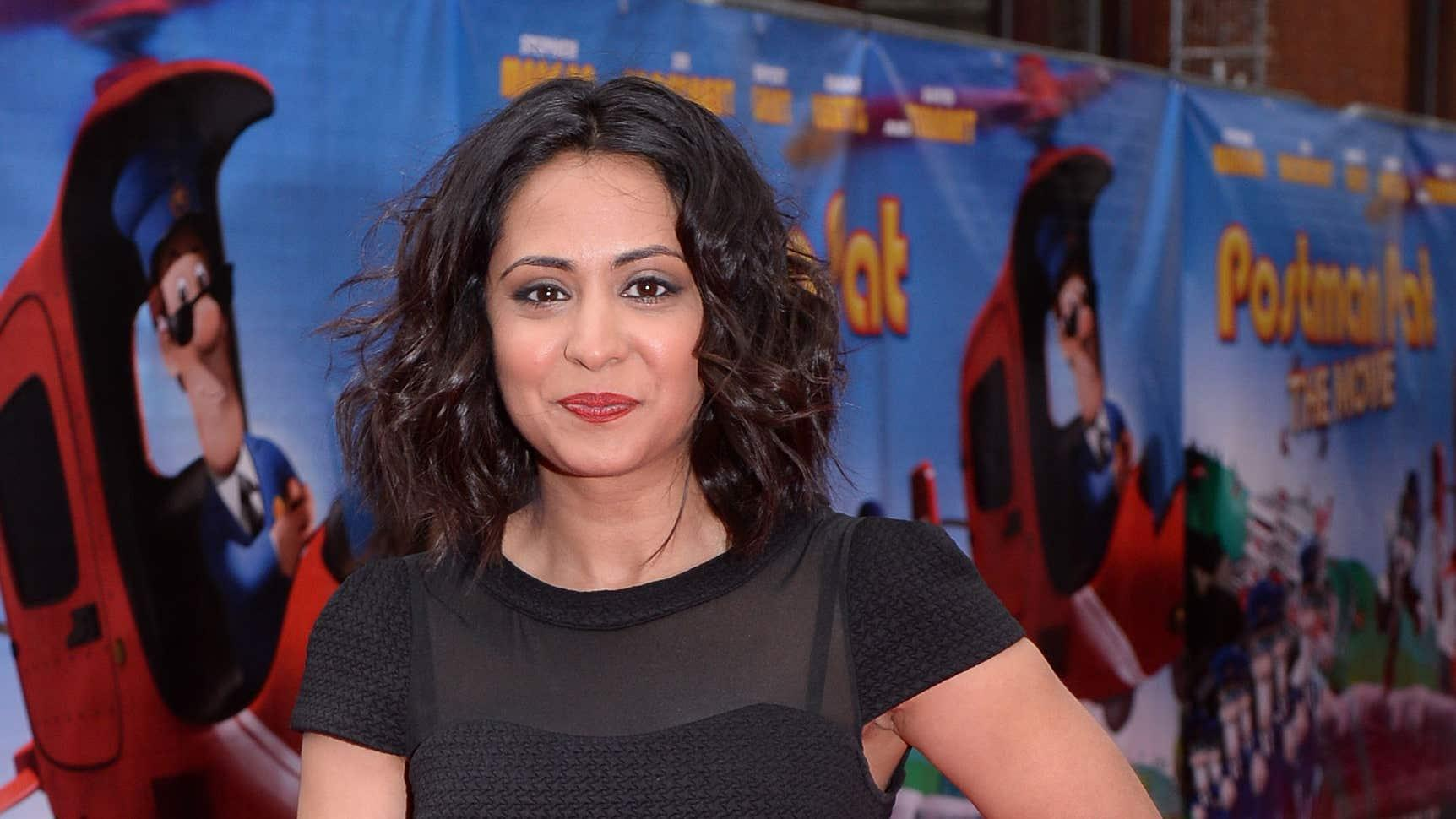 Parminder Nagra says she was turned down for a part over her Indian heritage