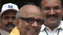 How Karunanidhi's Biographer Traced His Rise To The Top Of Tamil Nadu Politics