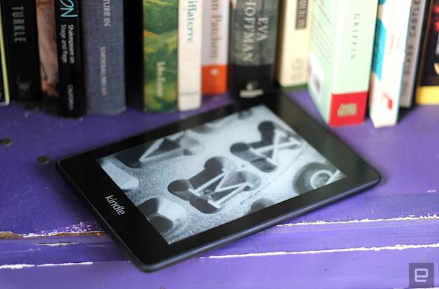 Amazon's Kindle Paperwhite is on sale for only $80 for Prime Day