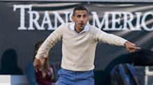 Rapids fire head coach Pablo Mastroeni