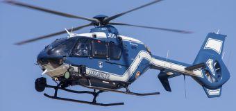 Un hélicoptère intervient à cause de leur canular