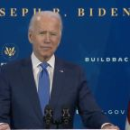 Biden introduces picks for economic team: 'Help is on the way'