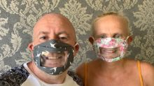 Deaf mum inundated with orders after designing face mask that enables people to lip read