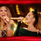Mariah Carey Made An 'Oh Santa' Remix With Jennifer Hudson & Ariana Grande
