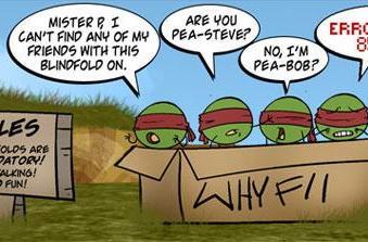 Readers pick best webcomic: Going Online