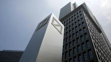 Deutsche Bank, trader settle U.S. SEC charges over bond prices