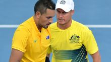 'Can't put up with it': Hewitt hits back at Kyrgios in ugly war of words