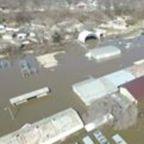 Sunken City of Bellevue, Nebraska, Captured From the Air