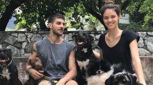 """Laura Neiva conta que pediu Chay Suede em casamento: """"Estava suando de nervoso"""""""