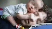"""""""Mi esposo está celoso de nuestro bebé"""": si es tu caso, conoce qué puedes hacer"""