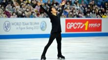 In figure skating's long, strange trip of a season, Nathan Chen showed the way