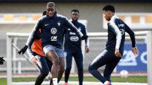 Equipe de France : Pogba au soutien de Kimpembe