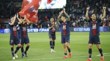 PSG clinch eighth French Ligue 1 title