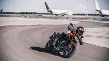 KTM 890 Duke Unveiled Globally: Here's a Closer Look at the 790-Duke's Successor in Pictures