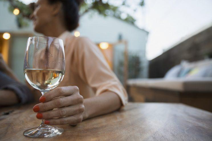 Why white wine could be doing you more harm than you think