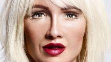 Glamorous human-like robot named Sophia appears on magazine cover