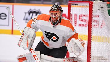 Leafs bring Neuvirth in to compete for roster spot