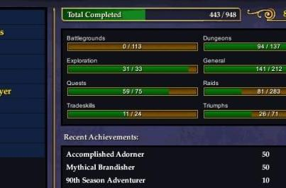 The Daily Grind: What's your greatest MMO achievement?