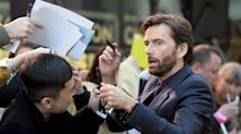 David Tennant admits he sought therapy after 'Doctor Who' rise to fame