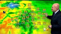 Saturday AM Forecast: May Ends On A High Note With Warmer & Drier Weather