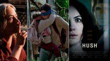 'Hush', la película de terror que no te puedes perder si te gustó 'A ciegas' y 'Un lugar tranquilo'