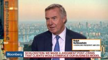 Evercore's Schlosstein on Post-Crisis Banking, Fiscal Policy, M&A