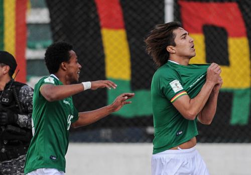 Bolivia espera por Lampe y Martins