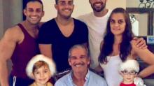 """Predicciones del 2017 : """"Ricky Martin se casa, tendrá una niña y su papá puede fallecer""""."""