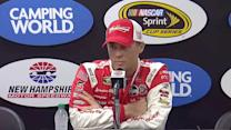 Press Pass: Harvick and Stewart talk 2014